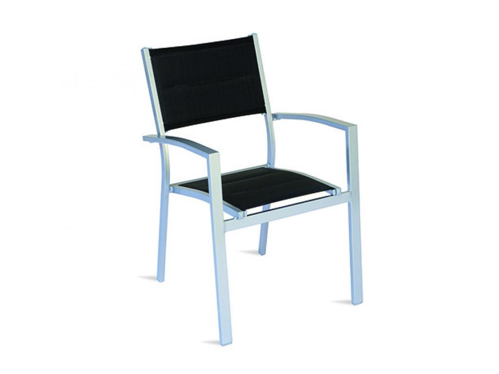 Sedia alluminio e textilene - Gualtieri mobili reggio emilia ...