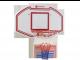 Basket con pannello da appendere