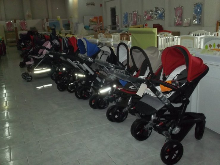 veduta articoli da neonato