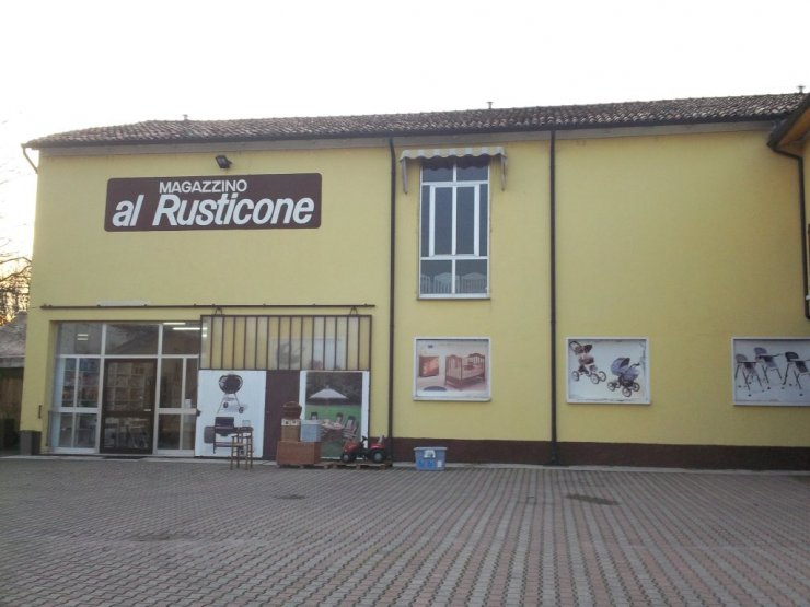 veduta negozio esterna